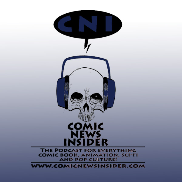 Artwork for CNI One Shot - Venture Bros