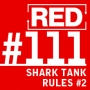 Artwork for RED 111: Robert Herjavec's 10 Rules for Entrepreneur Success – Part 2