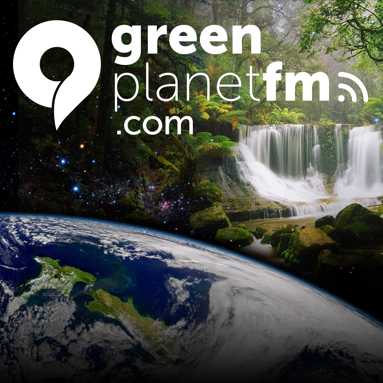 GreenplanetFM Podcast show art