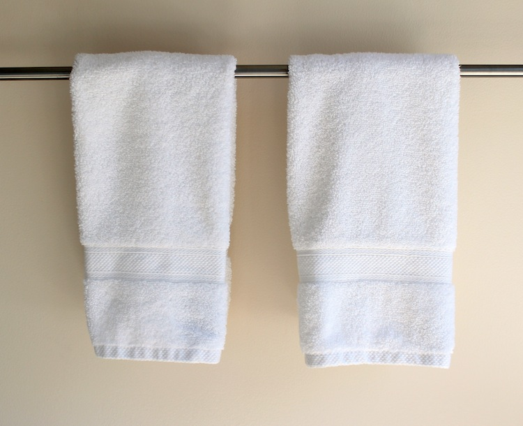 A Two Towel Performance