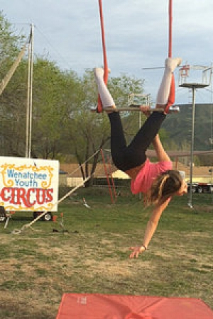 You want to join the circus?