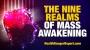 Artwork for The NINE REALMS of mass awakening