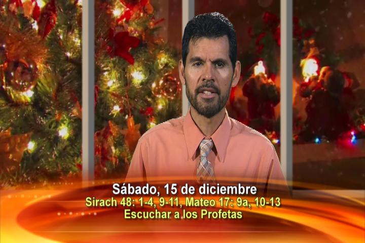 """Artwork for Dios te Habla con Jose Luis Elias; Tema el hoy:  """"Escuchar a los Profetas que nos Hablan de la Venida del Señor"""""""