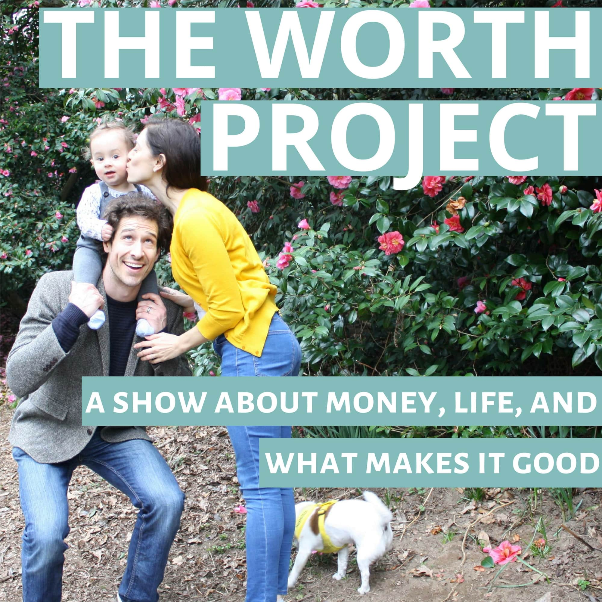 The Worth Project Podcast show art