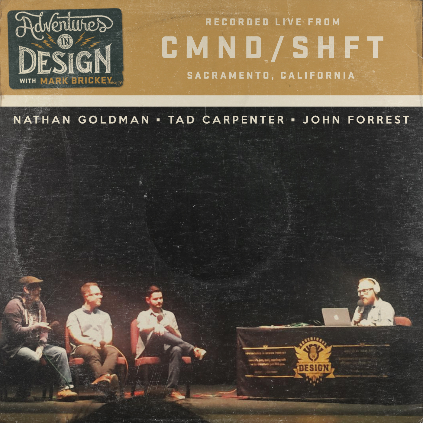 440 - CMND / SHIFT 2016 - Nathan Goldman, Tad Carpenter and John Forrest