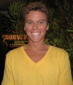 SFP Interview: Matty Whitmore from Survivor Gabon