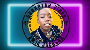 Rockstar Vibes With Amia Jackson