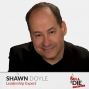 Artwork for Staying motivated even through tough times with leadership expert Shawn Doyle