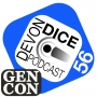 Artwork for 56. DDP Gen Can't Be Arsed, The Gen Con 2018 Episode.