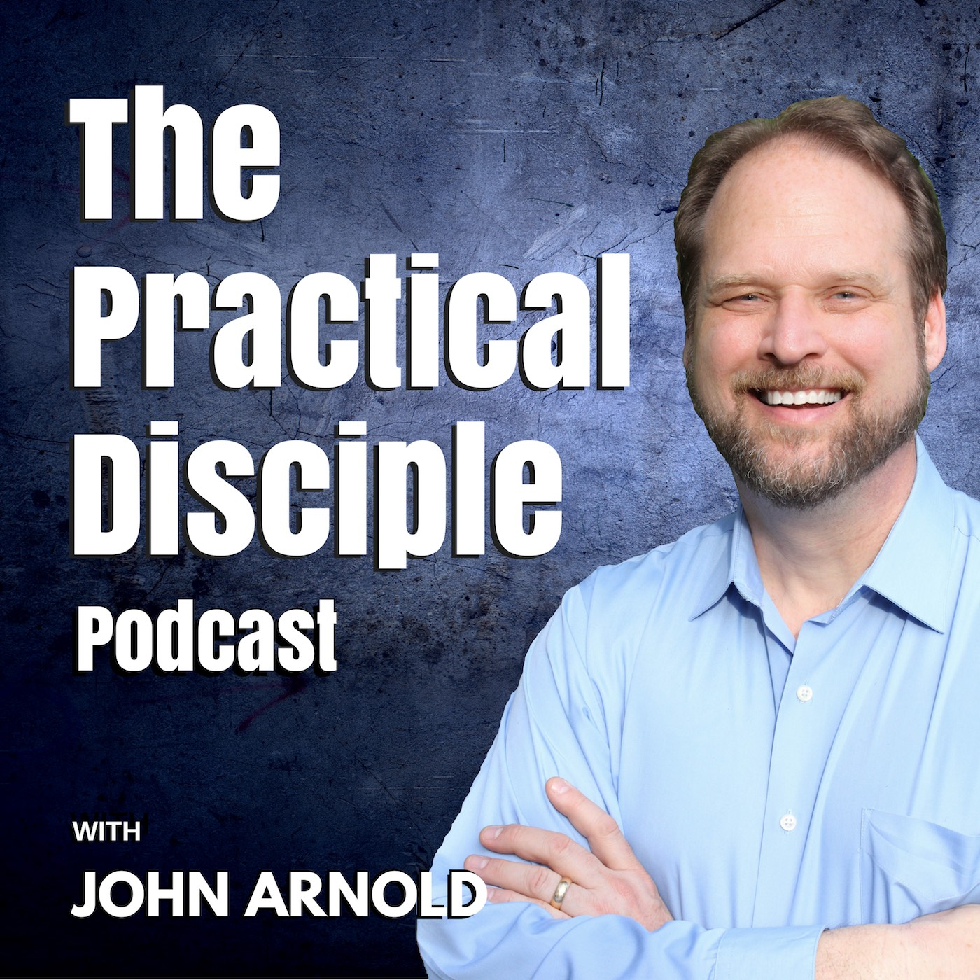 The Practical Disciple Podcast show art