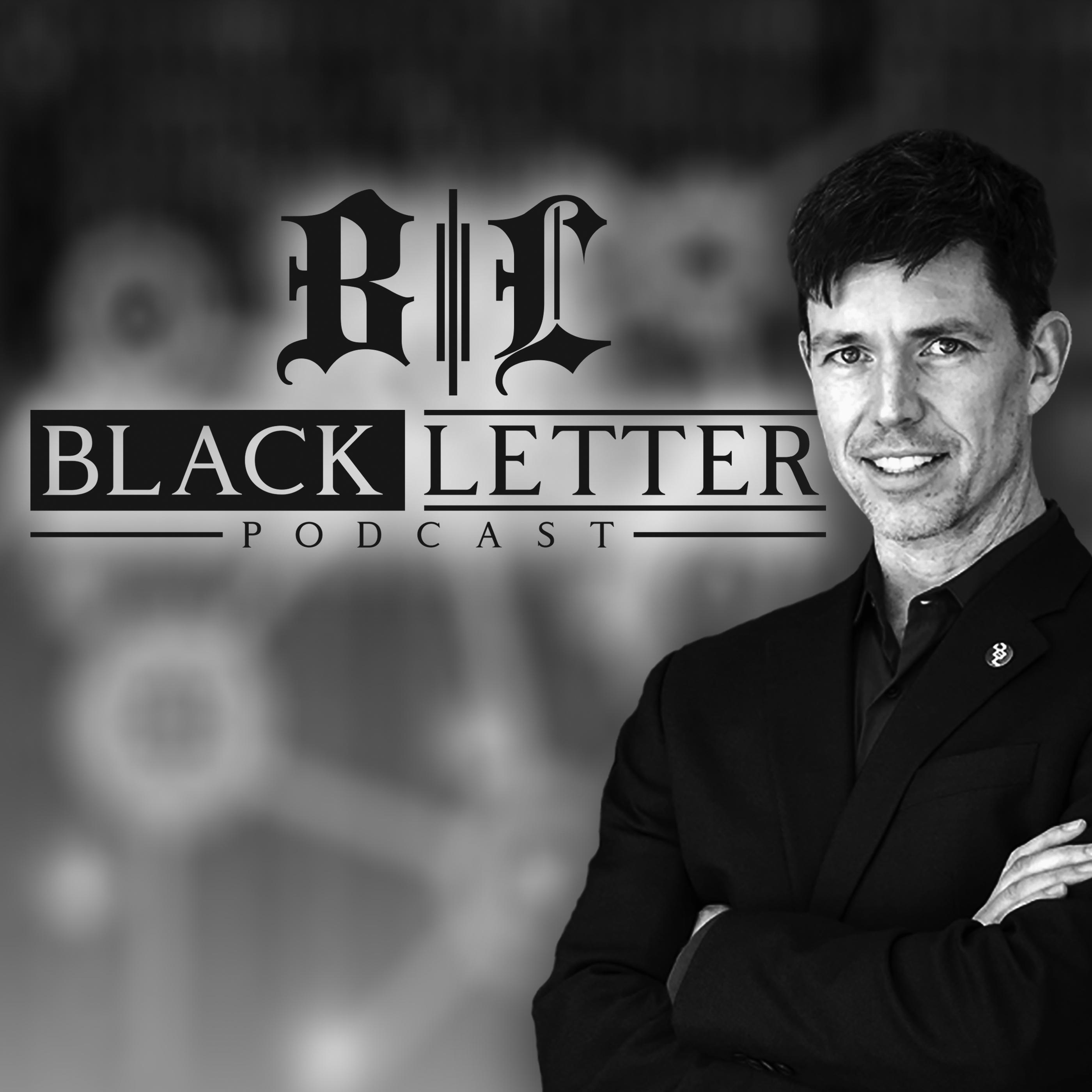 Blackletter show art