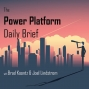 Artwork for Power Platform Daily Brief: Power Conversation with Jake Farrell