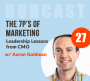 Artwork for The 7P's of Marketing - Leadership Lessons from CMO