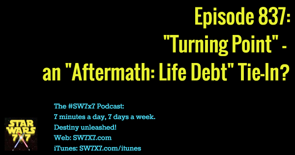 "837: ""Turning Point"" - Aftermath: Life Debt Tie-In?"