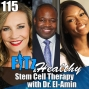 Artwork for Stem Cell Therapy with Dr. El-Amin | Podcast 115 of FITz & Healthy