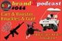 Artwork for Golf Cart & Rooster - Knuckles & Gun | Brand X Podcast 044