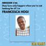Artwork for Ep #26 *Minisode* Francesca Hogi -- Does Love Only Happen When You're Not Looking For It?