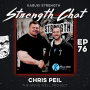 Artwork for Strength Chat #76: Chris Peil
