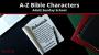 Artwork for Nehemiah / Bible Characters {McNett}