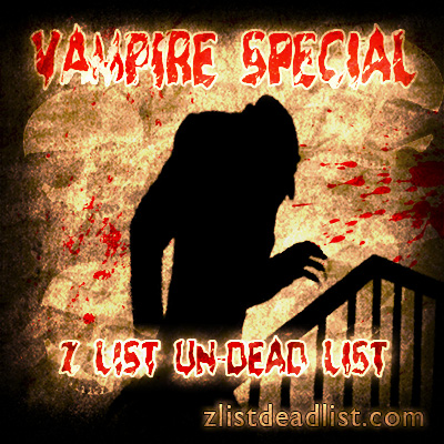 S05 Vampire Special: The Undead List...