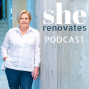 Artwork for 79 - Celebrity Interviewer Explores Bernadette's Secrets To Financial Success With Renovating