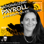 Artwork for Nationalizing Payroll and The Right to a Job with Pavlina Tcherneva