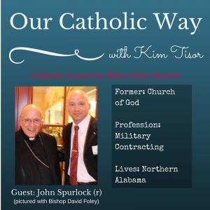 Episode 28:  Former Church of God John Spurlock