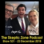 Artwork for The Skeptic Zone #531 - 23.December.2018