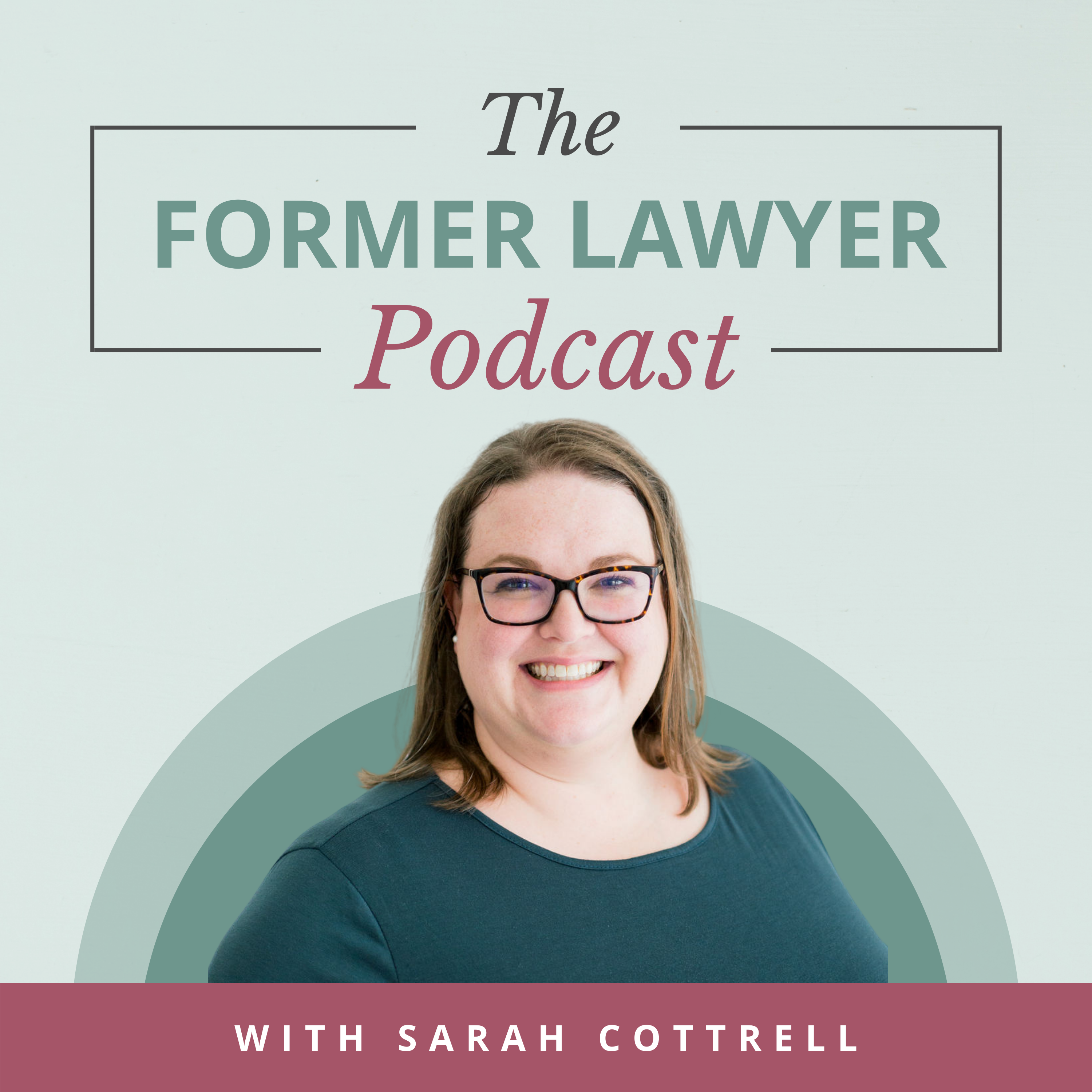 The Former Lawyer Podcast show art