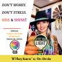 Artwork for Don't Stress! RISE & SHINE!