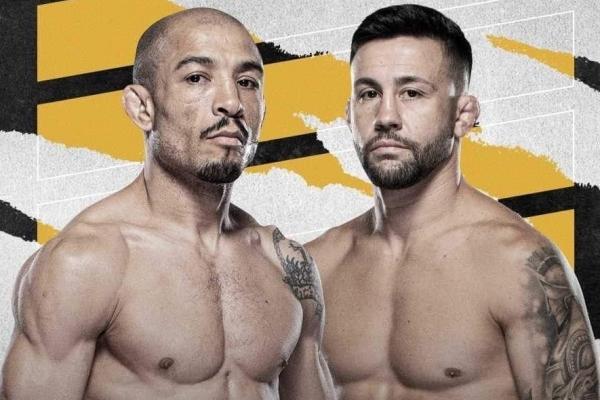 UFC Legend Aldo dominates Munhoz