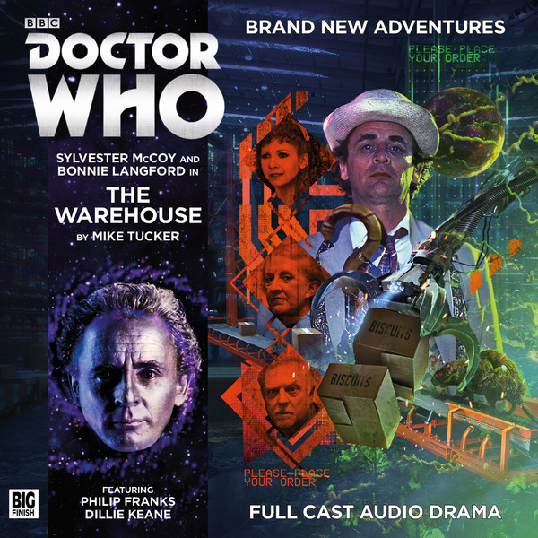 TDP 513: Big Finish Main Range Doctor Who - THE WAREHOUSE
