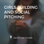 Artwork for HTF 010: Girls Building and Social Pitching with Katie Hughes and Lex Lavatai