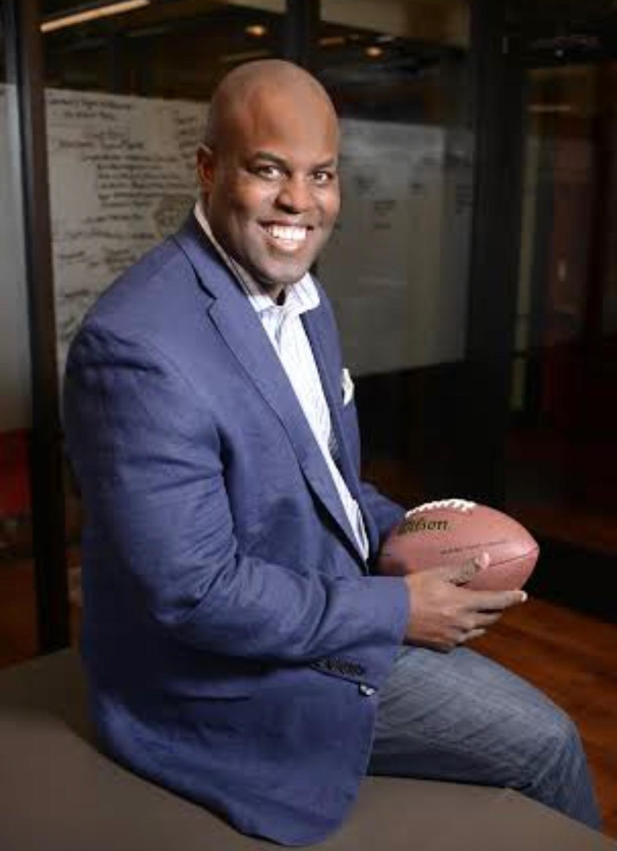 Former NFL Running Back Reggie Rivers, Denver Broncos, CEO The Gala Team