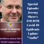 Artwork for Special Episode: Jeremy Sherr Covid-19 Update #4