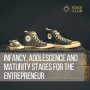 Artwork for Infancy, Adolescence and Maturity Stages For The Entrepreneur