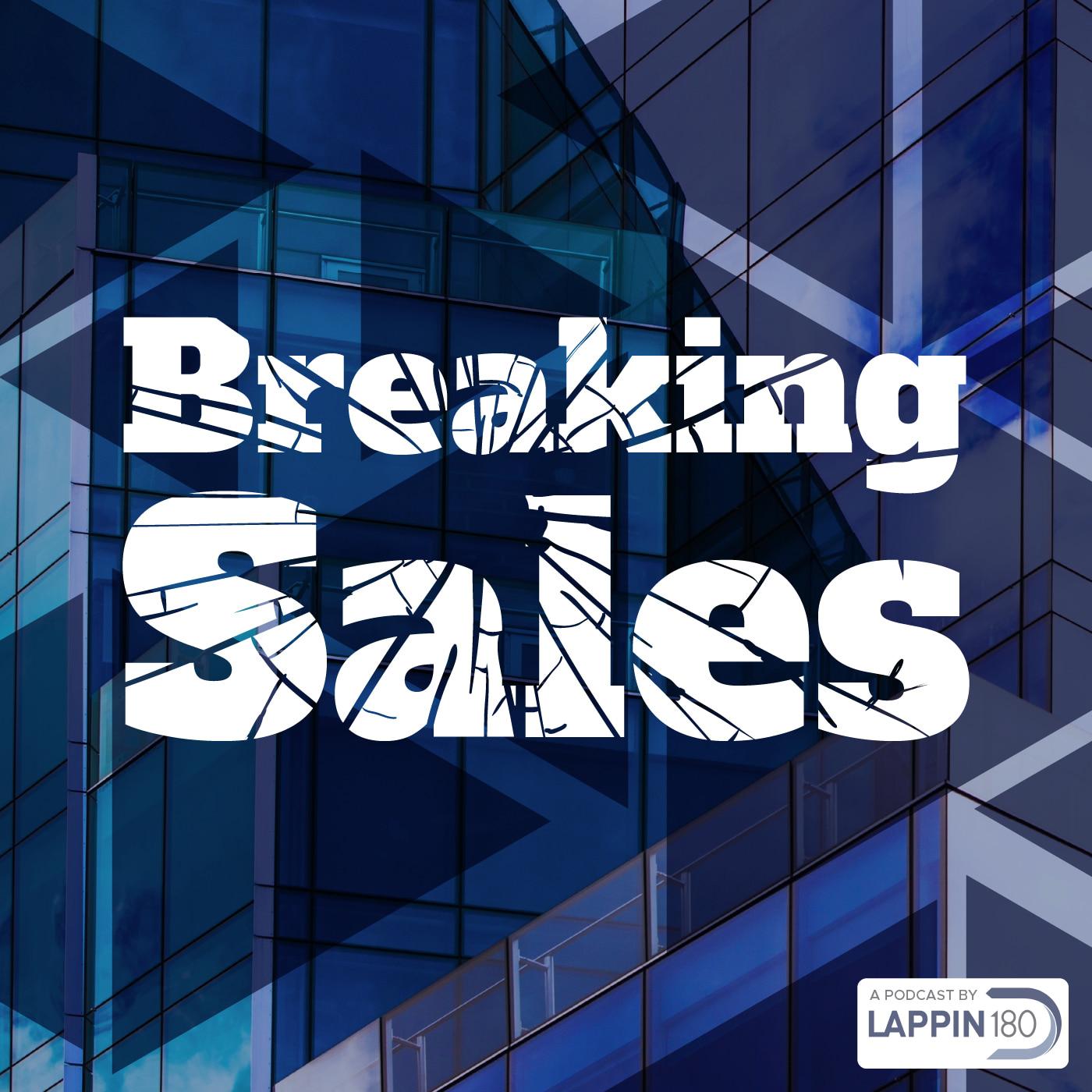 Breaking Sales show art