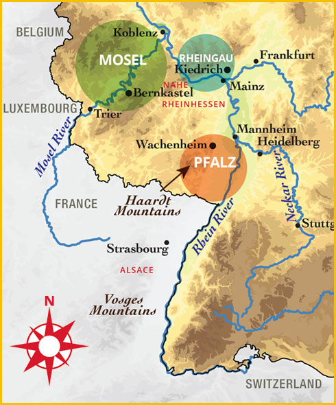 Wine For Normal People Ep 173 Pfalz The German Region For Dry