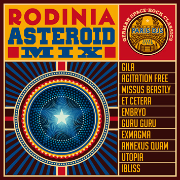 Rodinia - Asteroid Mix (German Space-Rock Classics)