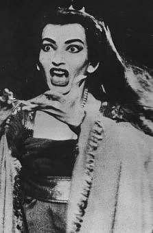 Callas Dallas Medea 1958