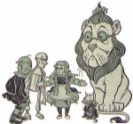 Wonderful Wizard of Oz - Chapter 11