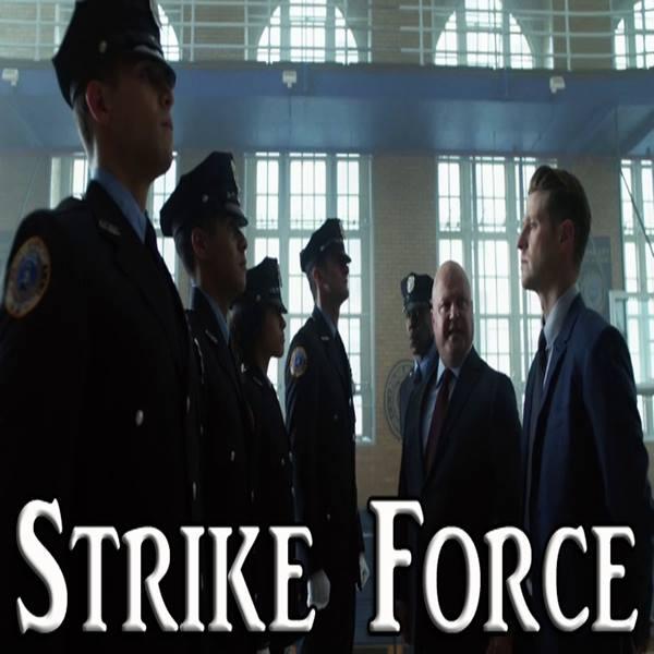 Channel 52: Gotham Gossip – Strike Force