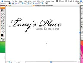 Take advantage of OpenType in Illustrator CS3