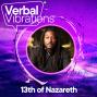 Artwork for Verbal Vibrations w/13th of Nazareth