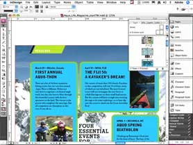 Unlock individual Master Items on your InDesign CS3 pages