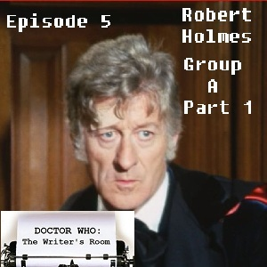 Episode 5 - Robert Holmes Group A, Part 1
