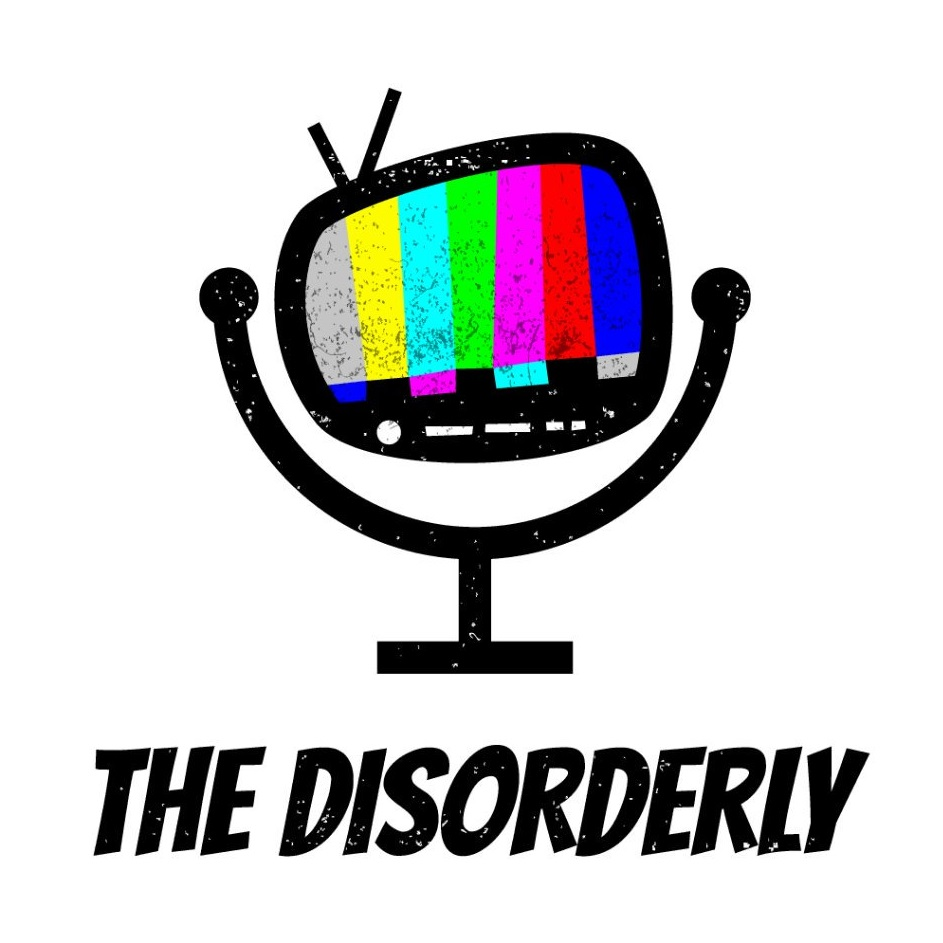 The Disorderly Podcast show art