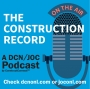Artwork for The Construction Record Podcast: episode 43 – Economic updates, Calgary's Olympic miss, and sustainable green building in Toronto