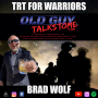 Artwork for 86.  Testosterone Therapy and TBIs with Brad Wolf