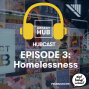 Artwork for Hubcast: Episode 03 - Homelessness in Seattle